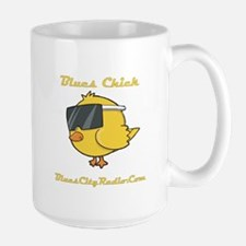 The Blues Chick Mug