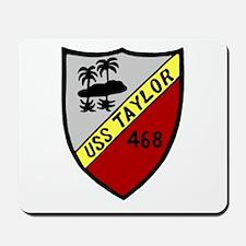 USS Taylor (DD 468) Mousepad