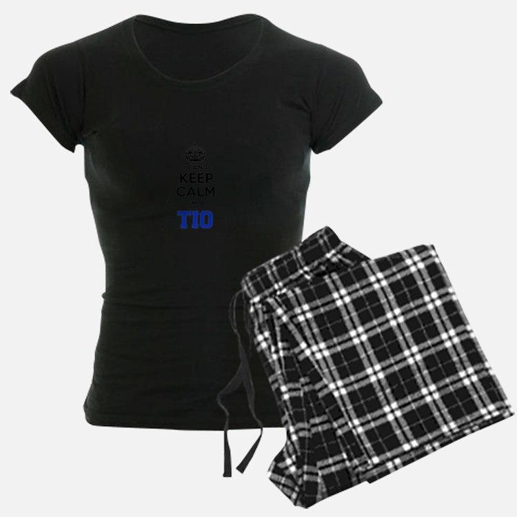 I cant keep calm Im TIO Pajamas