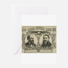1880 Greeting Cards