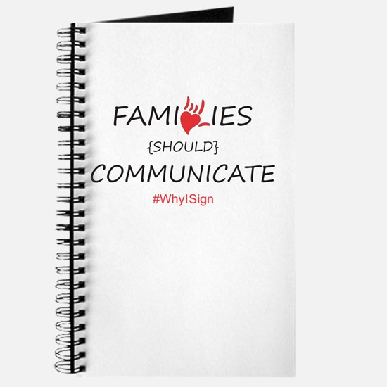 Families (ily) Should Communicate Journal