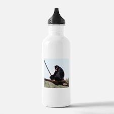 spider monkey Water Bottle