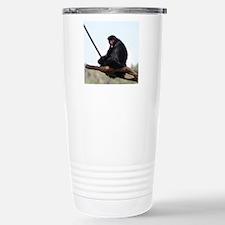 spider monkey Travel Mug