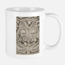 currier ives 19th century illustration Mugs