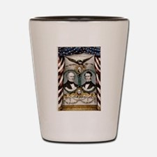 whigs Shot Glass