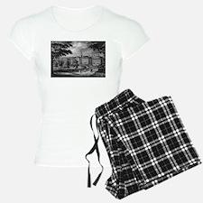 dartmouh hall Pajamas