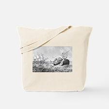 whaling Tote Bag
