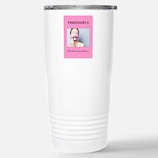 Parkinson's Disease - N Stainless Steel Travel Mug