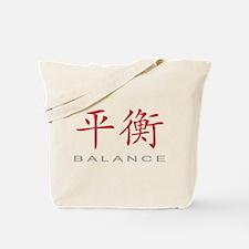 balancecolor.png Tote Bag