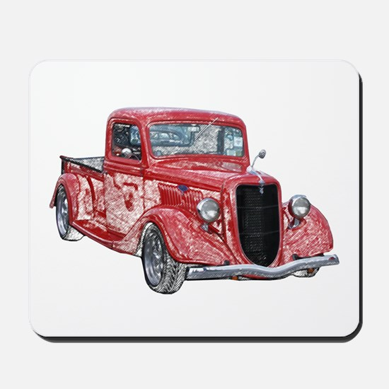 1935 Ford Pickup Truck Mousepad