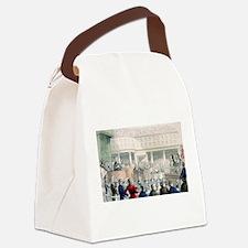 ireland Canvas Lunch Bag