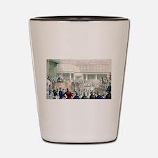 ireland Shot Glass