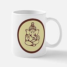 yoga3colored Mugs