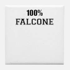 100% FALCONE Tile Coaster