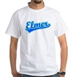 Elmer Mens White T-shirts
