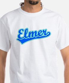 Retro Elmer (Blue) T-Shirt