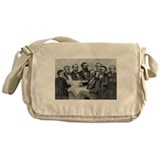 President hayes Messenger Bag