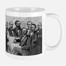 currier ives 19th century illustrations Mugs