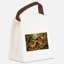grouse Canvas Lunch Bag