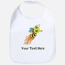 Bee Mascot (Custom) Bib