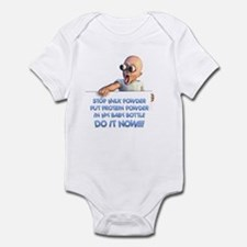Protein powder Infant Bodysuit