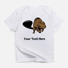 Strong Beaver (Custom) Infant T-Shirt