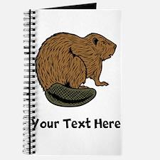 Brown Beaver (Custom) Journal