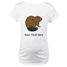 Brown Beaver (Custom) Shirt