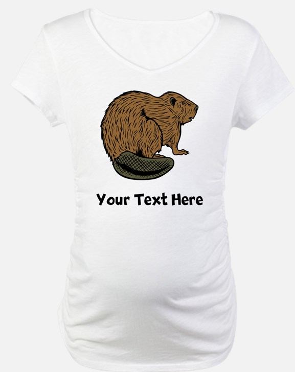 Brown Beaver (Custom) Shirt