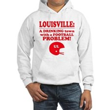 UL a drinking town Hoodie