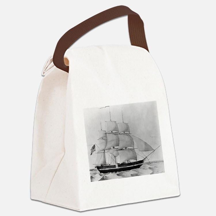 princeton Canvas Lunch Bag