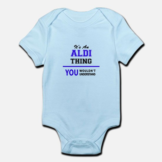 ALDI thing, you wouldn't understand! Body Suit
