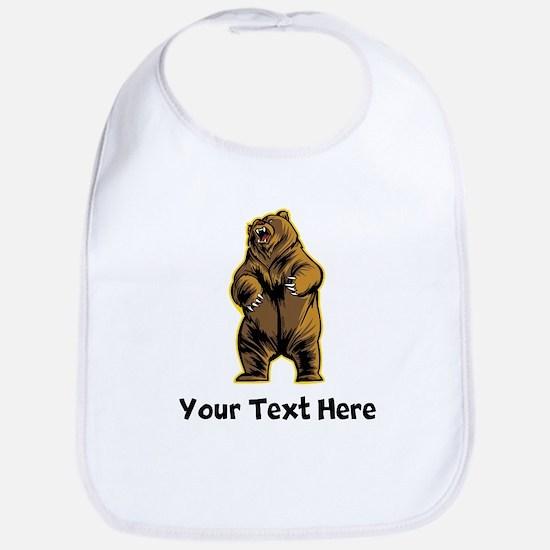 Grizzly Bear (Custom) Bib