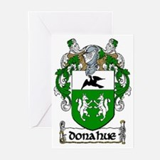 Donahue Coat of Arms Greeting Cards (Pk of 20)