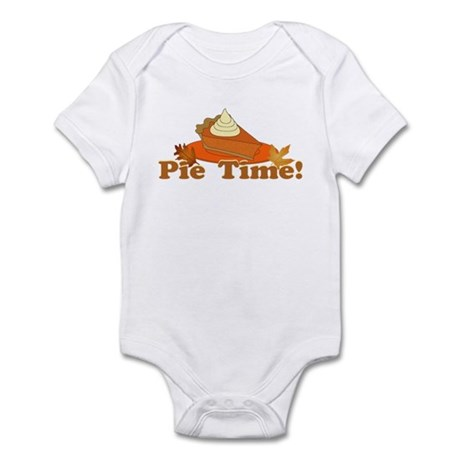 Pumpkin Pie Time Infant Bodysuit