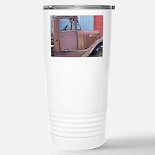 Unique Antique truck Travel Mug