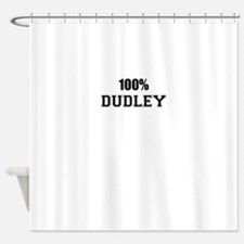 100% DUDLEY Shower Curtain