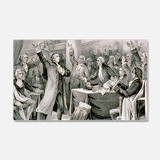 patrick henry Wall Decal