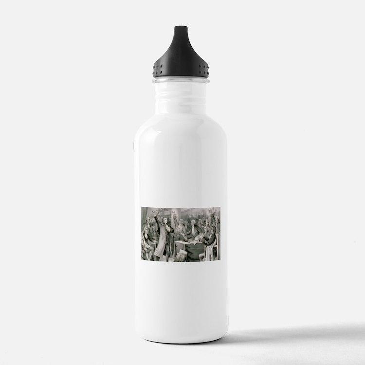 patrick henry Water Bottle