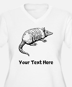 Armadillo (Custom) Plus Size T-Shirt
