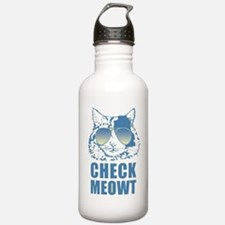 Unique Meow Water Bottle
