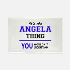 ANGELA thing, you wouldn't understand! Magnets