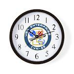 USS Enterprise (CVN 65) Wall Clock