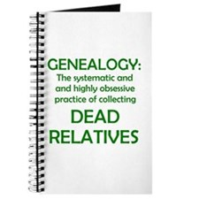 Dead Relatives Journal