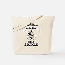 Unique Funny cycling Tote Bag