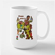 Mamma Africa Tribal MugMugs