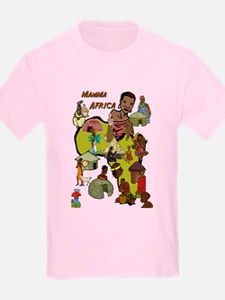 Mamma Africa Tribal T-Shirt