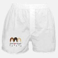 Nothin' Butt Bulldogs Boxer Shorts