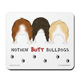 Bulldog Classic Mousepad