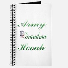 army grandma hooah Journal
